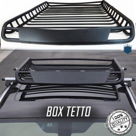 Box Tetto PORTAPACCHI PER MERCEDES SUV Bagagliera