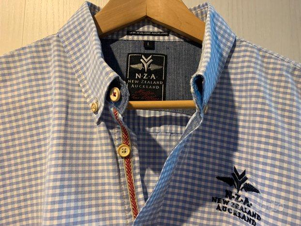 Camicia uomo usata New Zealand Auckland tg L