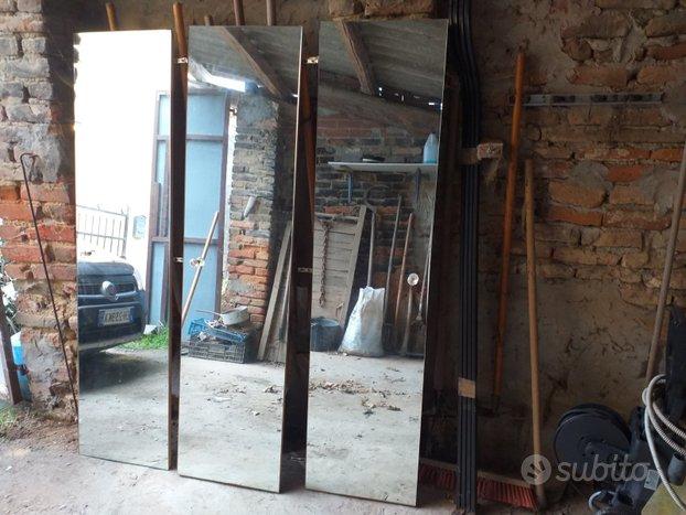 Ante con specchi armadio a muro - Arredamento e Casalinghi ...