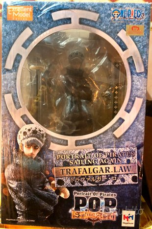 One piece Trafalgar law pop