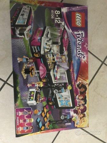 Lego friends bas pop star