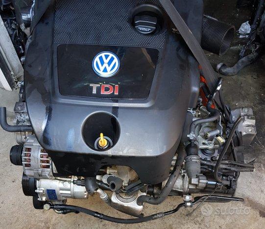 Pezzi motore ASZ 130 CV