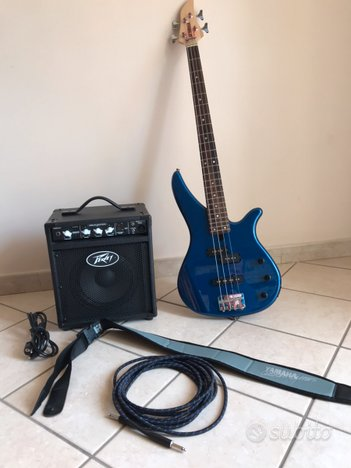 Basso Elettrico Yamaha rbx 170