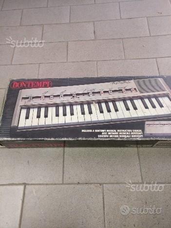 Tastiera elettronica portatile