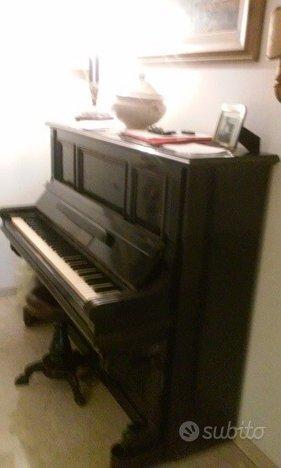 Pianoforte C. Rordorf Zurich fine '800