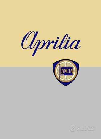 Lancia Aprilia Libretto uso Catalogo Ricambi vari