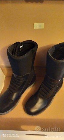 Stivali X RIDER H2OUT BLACK