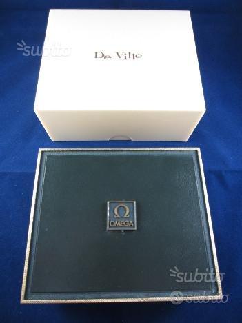 Omega De Ville scatola anni '60-'70