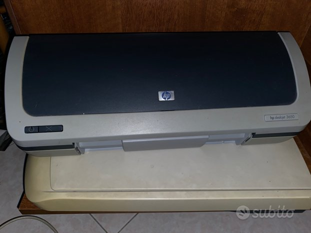 Stampante e scanner