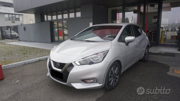 Nissan Micra 1.5 DCI N-CONNECTA Rif.FK164