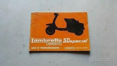 Manuali Lambretta 50, 100, 125