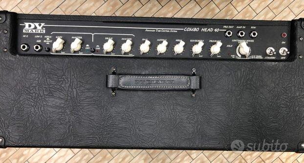 Amplificatore dv mark combo 40