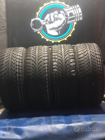 225 45 17 nokian gomme usate invernali