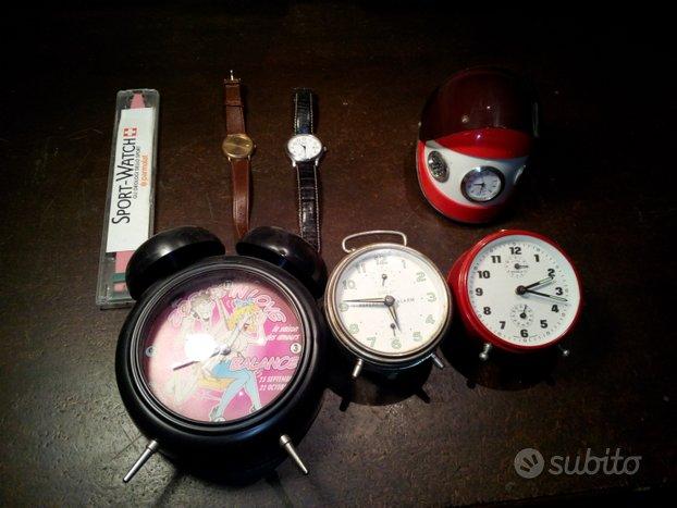 Orologi vari,sveglie vintage