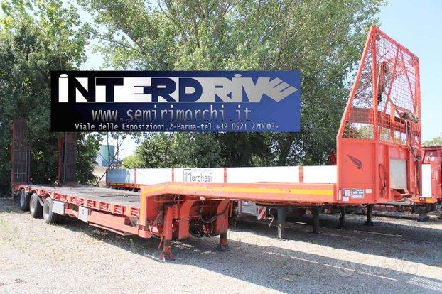 Carrellonetrasporto vagoni lagendorf usato