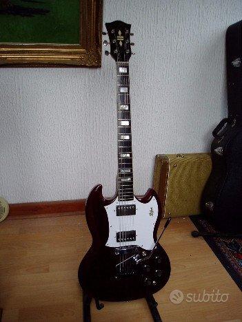 Chitarra elettrica hofner 174