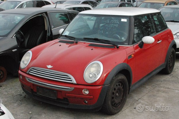 Ricambi mini one 2006 restyling