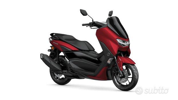 Yamaha Nmax 125 modello 2021 E5