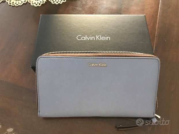 Portafoglio Calvin Klein