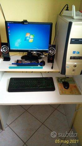 Computer fisso - Postazione completa PC