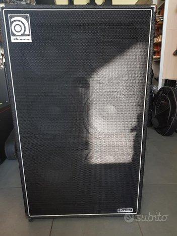 Cassa ampeg hlf 6x10 come nuova