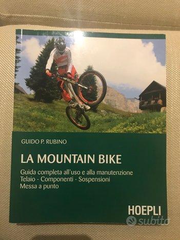 Libro La mountain bike nuovo