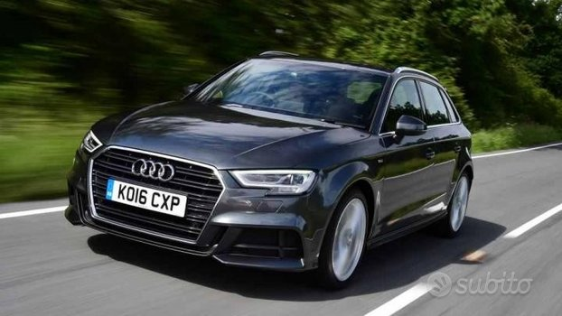 Ricambi audi a3 s line 2017