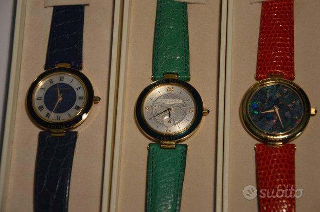 Tre orologi Pierre Balmain
