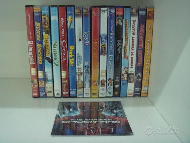 Raccolta di film per bambini e ragazzi