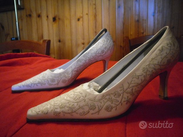 Scarpe da sposa o cerimonia