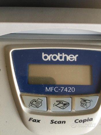 Scanner brother pezzi di ricambio