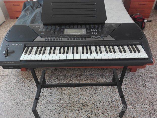 Tastiera CASIO Arranger CTK-811 EX