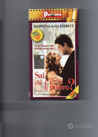 Sai che c'è di nuovo? VHS originale usata