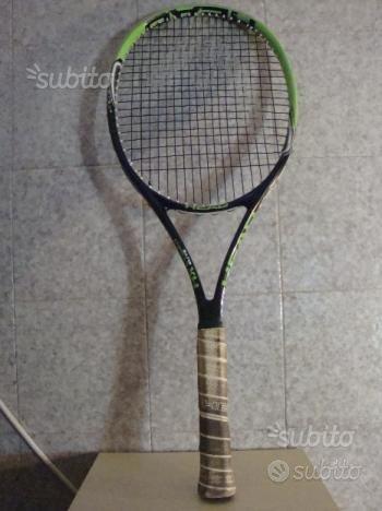 Racchetta Tennis Head Mx Ciber Elite in Alluminio