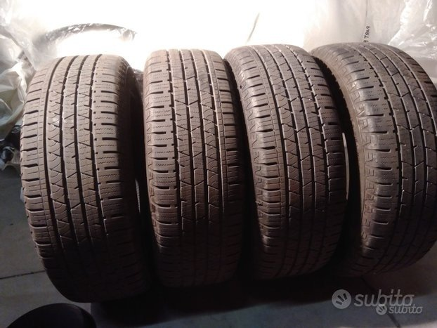 Gomme MS Continental 215 65 16 Come nuove