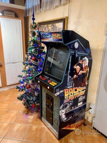 Cabinato arcade flipper calcio balilla videogioco