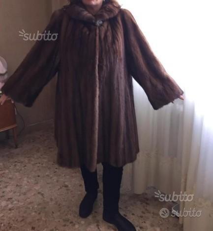 Pellicce visone - volpe argentata originali