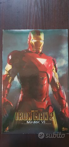 Hot toys iron man mark 6 Delux (NON Diecast)