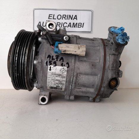 Compressore Aria Alfa Romeo 159 1.9 Mjet