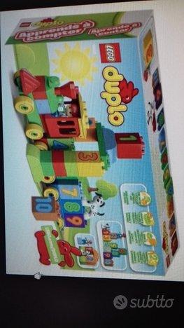 Lego duplo vari modelli da 2 a 5 anni