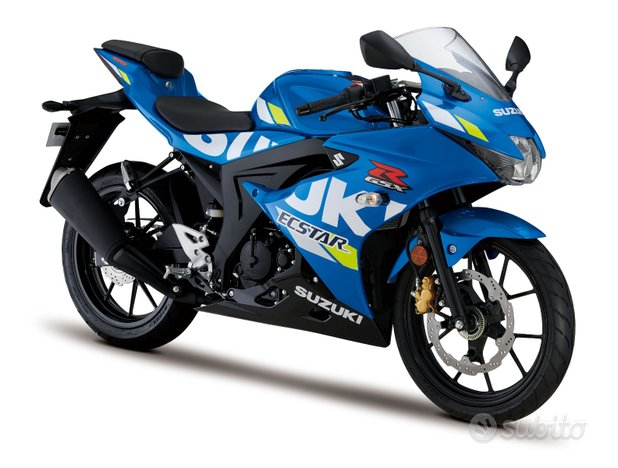 Suzuki GSX-R 125 ABS BLU GP 2021
