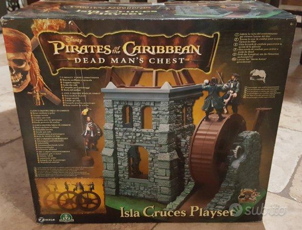 Pirati dei Caraibi playset