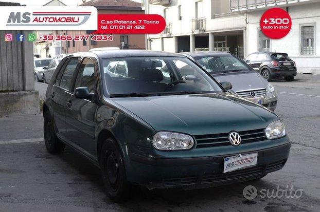 Volkswagen Golf 1.9 TDI/110 CV cat 5p. Comfor...