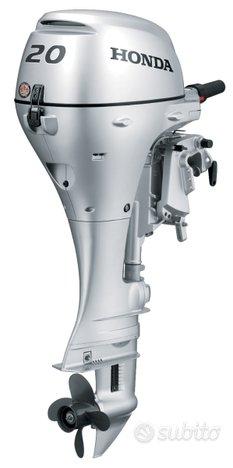 Honda Marine BF20 DK2 SHU 2021