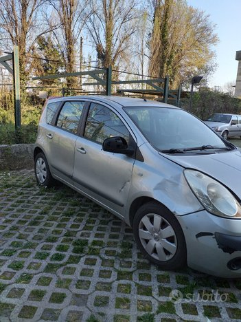 NISSAN Note (2006-2013) - 2007