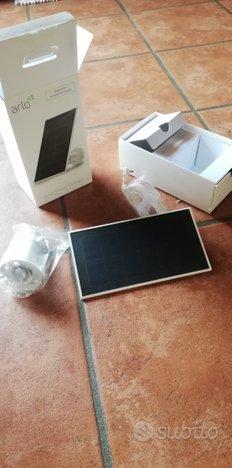 Pannello solare Telecamera Arlo