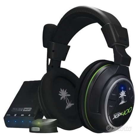 TURTLE BEACH XP400 Dolby Surround Sound Gaming