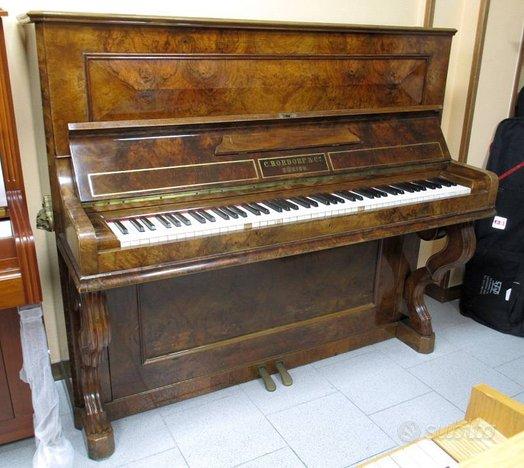 Mobile bar a forma di pianoforte