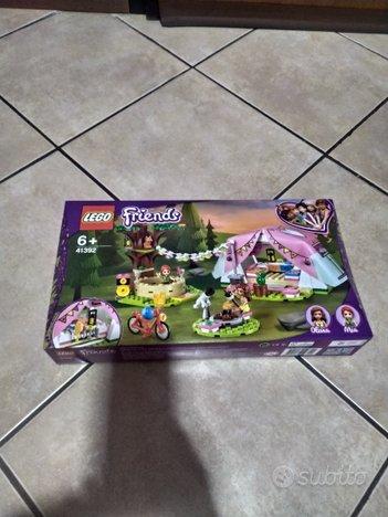 Lego Friends campeggio