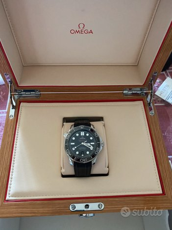 Omega seamaster diver 300 co-axial 2020